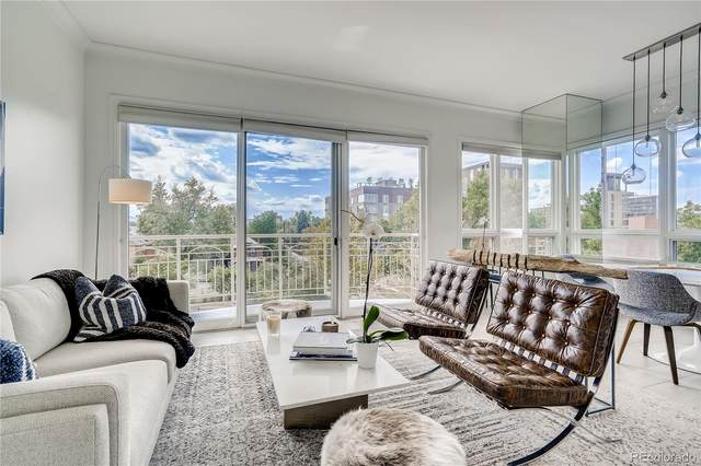 400 E 3rd Avenue #408, Denver, CO 80203 (#6229452) :: The Scott Futa Home Team