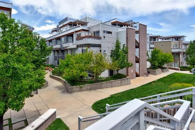 2830 E College Avenue #106, Boulder, CO 80303 (#6229660) :: milehimodern