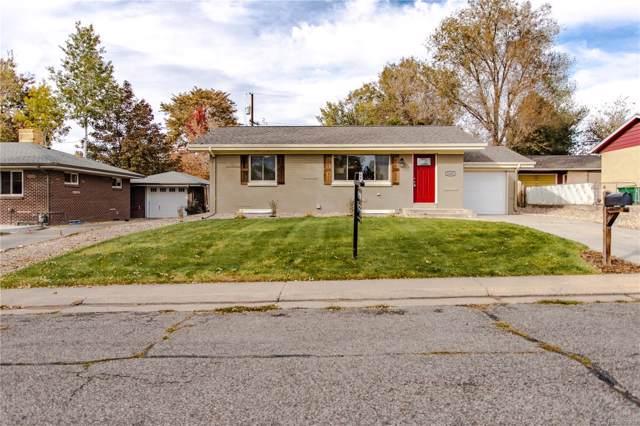 6245 W 61st Avenue, Arvada, CO 80003 (MLS #6229760) :: 8z Real Estate
