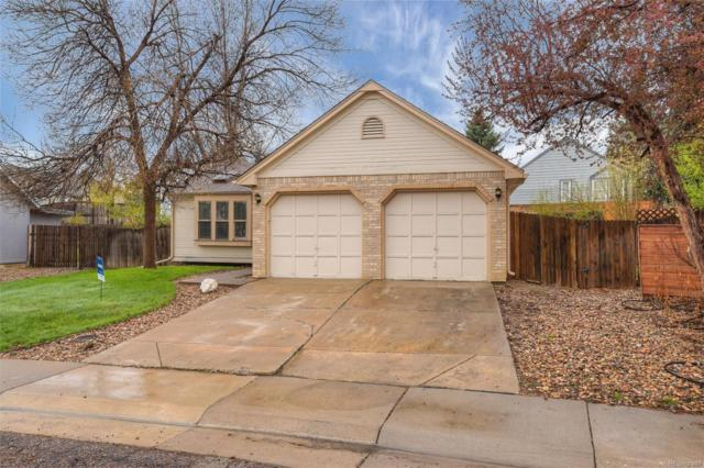 9574 W Elmhurst Place, Littleton, CO 80128 (#6230002) :: The HomeSmiths Team - Keller Williams