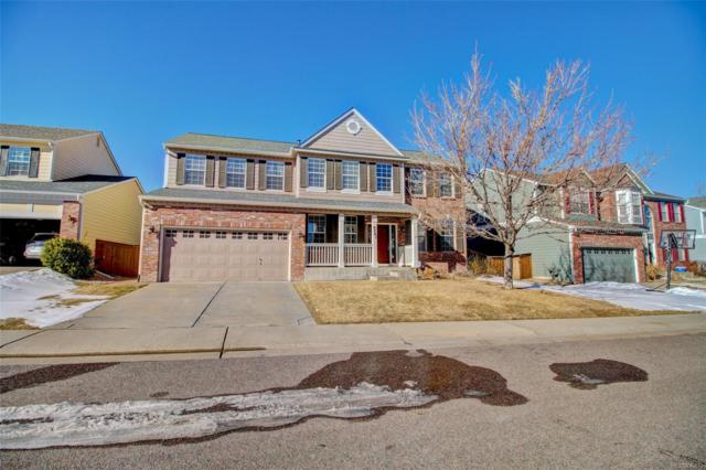 9761 Newcastle Drive, Highlands Ranch, CO 80130 (#6230096) :: The Griffith Home Team
