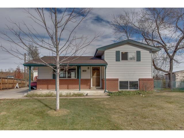 736 S Owens Court, Lakewood, CO 80226 (#6230783) :: The Galo Garrido Group