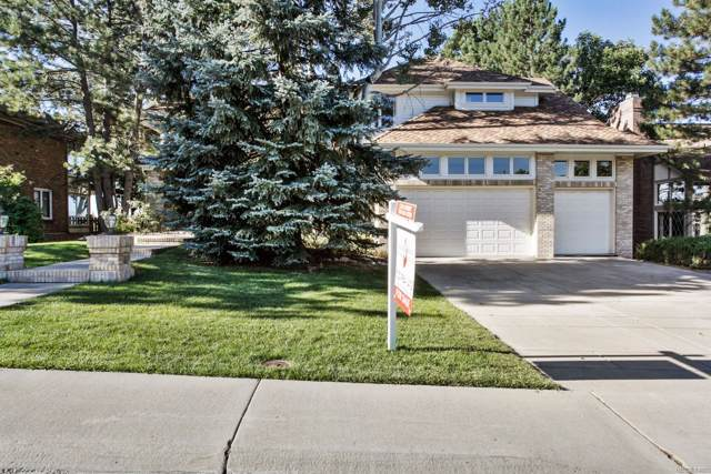 3926 W 102nd Avenue, Westminster, CO 80031 (#6231331) :: The Dixon Group