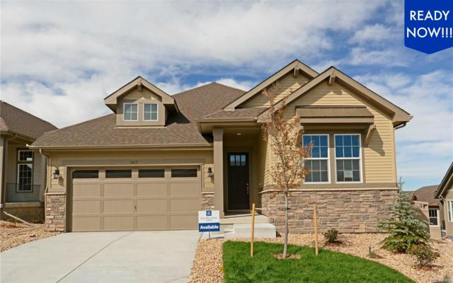 3415 Fitch Street, Castle Rock, CO 80109 (#6232244) :: The Dixon Group