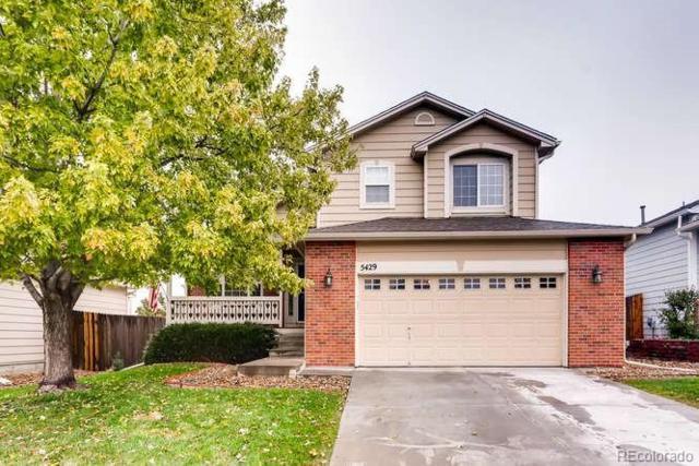 5429 S Valdai Street, Aurora, CO 80015 (MLS #6232702) :: Kittle Real Estate