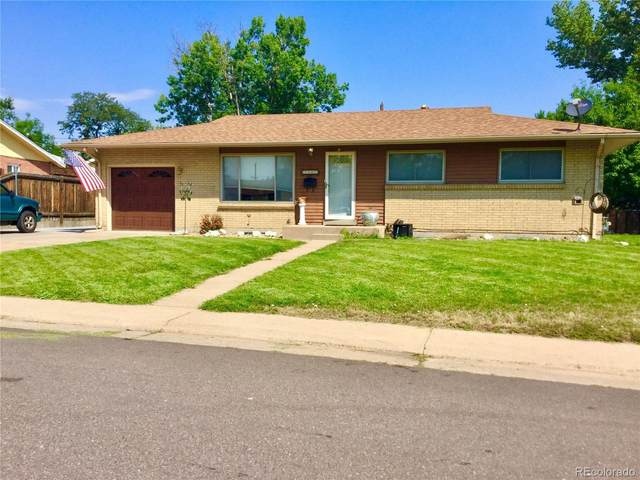 3801 W Greenwood Place, Denver, CO 80236 (#6233552) :: Bring Home Denver with Keller Williams Downtown Realty LLC