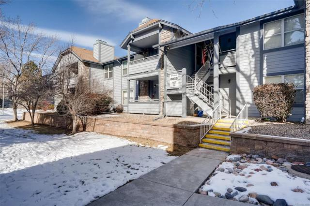 8035 W Eastman Place #102, Lakewood, CO 80227 (#6233733) :: My Home Team