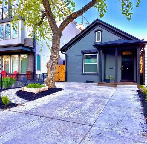 1755 N Clarkson Street, Denver, CO 80218 (#6234286) :: Mile High Luxury Real Estate
