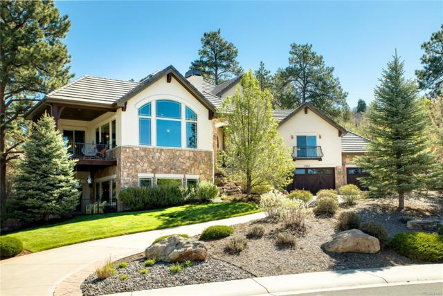 4980 Silver Pine Drive, Castle Rock, CO 80108 (#6234329) :: Bring Home Denver with Keller Williams Downtown Realty LLC