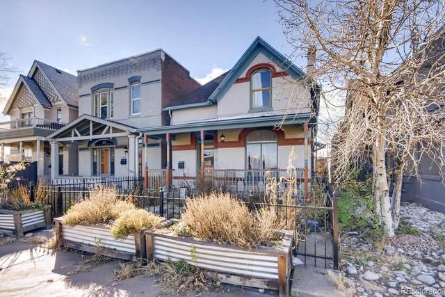 737 Kalamath Street, Denver, CO 80204 (#6234378) :: Re/Max Structure