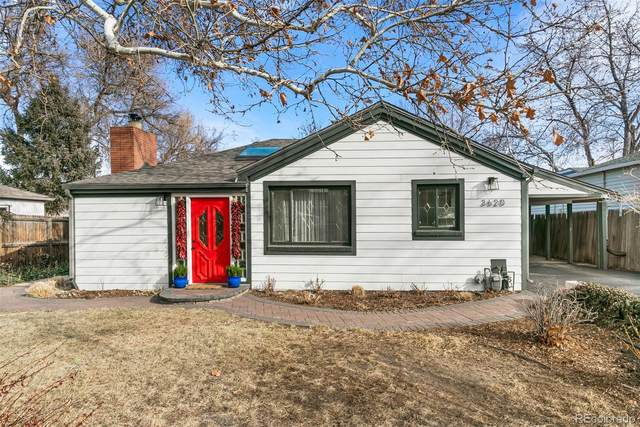 3620 High Court, Wheat Ridge, CO 80033 (#6234406) :: HomeSmart