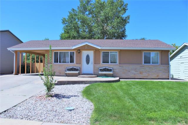913 Dogwood Avenue, Fort Lupton, CO 80621 (#6234668) :: The Heyl Group at Keller Williams