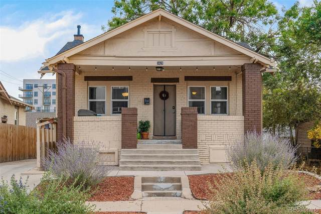 3428 W 16th Avenue, Denver, CO 80204 (#6234838) :: Real Estate Professionals