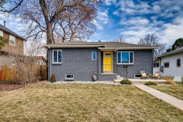 2670 Hudson Street, Denver, CO 80207 (#6235105) :: The Brokerage Group