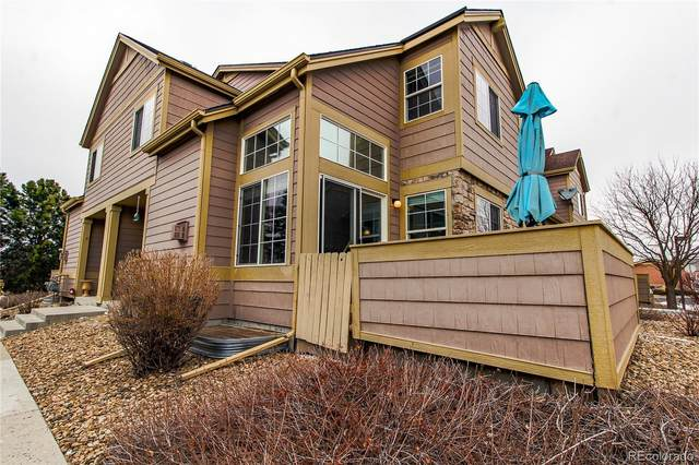 2605 Cutters Circle #103, Castle Rock, CO 80108 (#6235130) :: The Scott Futa Home Team
