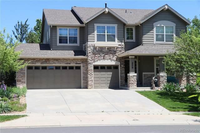 2579 Creekside Drive, Broomfield, CO 80023 (#6235408) :: Stephanie Fryncko   Keller Williams Integrity