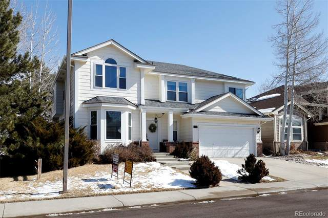 10500 Stonemeadow Drive, Parker, CO 80134 (#6235557) :: Berkshire Hathaway Elevated Living Real Estate