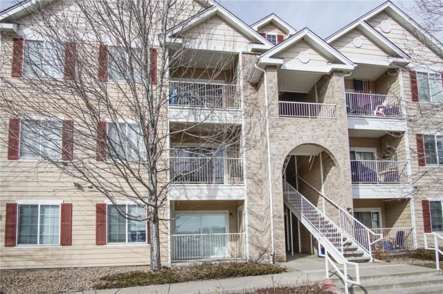 4451 S Ammons Street #101, Littleton, CO 80123 (MLS #6235583) :: 8z Real Estate