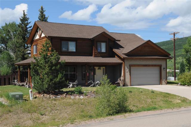 137 Oak Ridge Circle, Oak Creek, CO 80467 (MLS #6235619) :: Kittle Real Estate