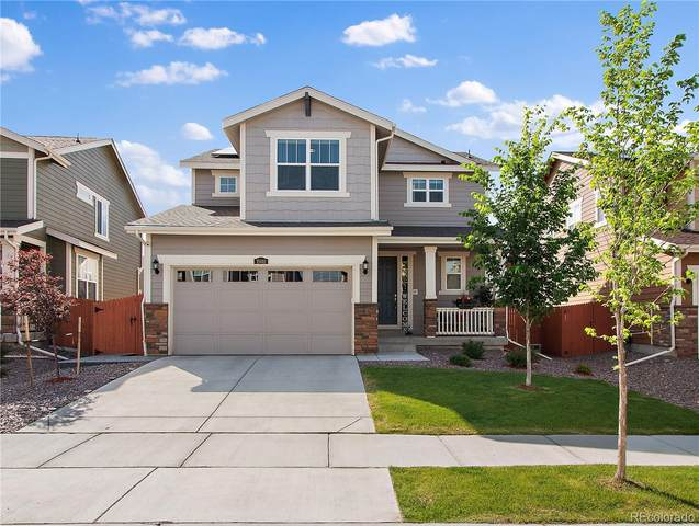 15011 Chicago Street, Parker, CO 80134 (#6236223) :: The Peak Properties Group