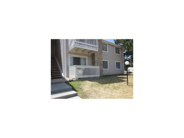 14181 E Jewell Avenue #101, Aurora, CO 80012 (MLS #6236612) :: 8z Real Estate