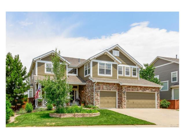 1527 Baguette Drive, Castle Rock, CO 80108 (MLS #6236714) :: 8z Real Estate