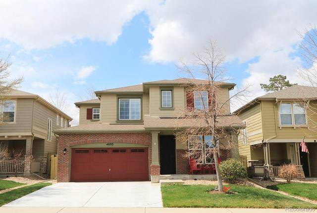 4893 S Zephyr Street, Littleton, CO 80123 (#6237234) :: HomeSmart
