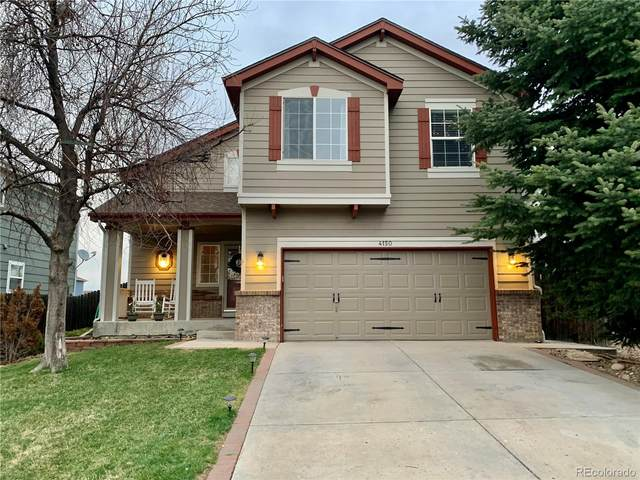 4150 S Rome Street, Aurora, CO 80018 (#6237269) :: Venterra Real Estate LLC