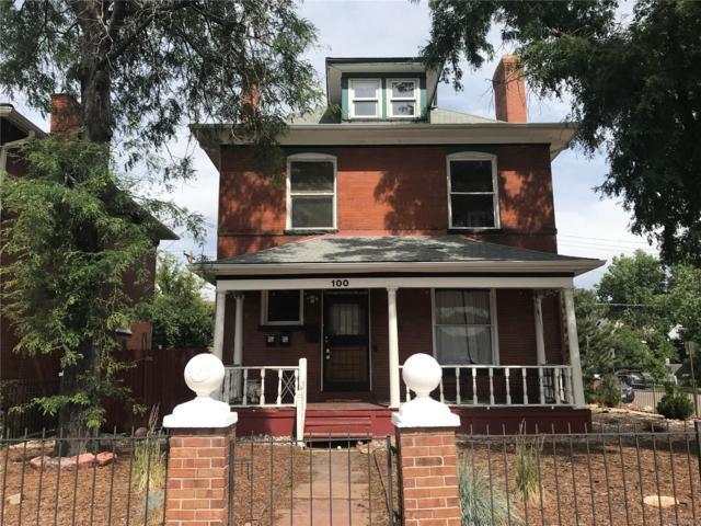 100 N Lincoln Street, Denver, CO 80203 (#6237506) :: HomePopper