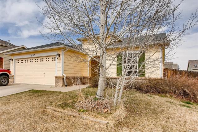 2137 Pioneer Drive, Milliken, CO 80543 (#6237599) :: The Peak Properties Group