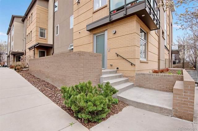 2304 S University Blvd Boulevard, Denver, CO 80210 (MLS #6237788) :: Wheelhouse Realty