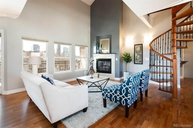 920 E 17th Avenue #402, Denver, CO 80218 (MLS #6237862) :: 8z Real Estate