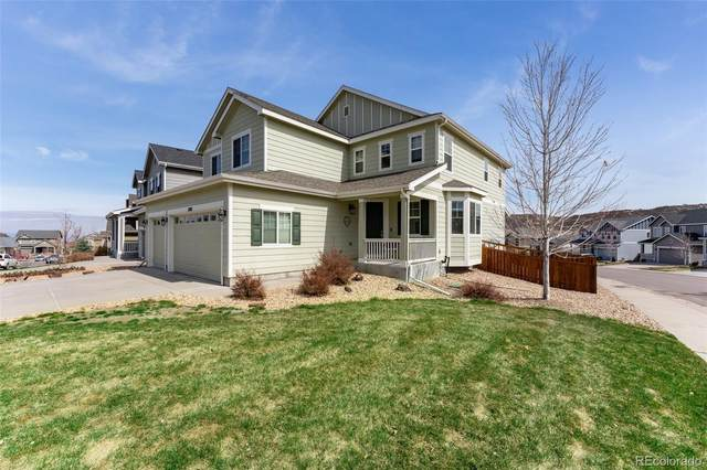 1382 Raindrop Way, Castle Rock, CO 80109 (#6238045) :: The HomeSmiths Team - Keller Williams