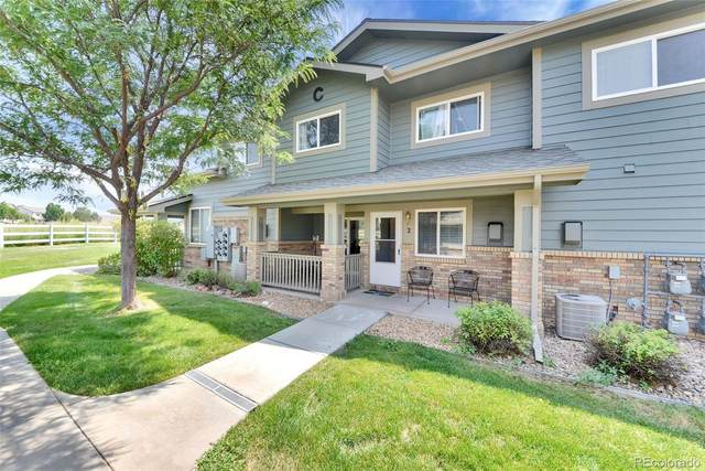 2900 Purcell Street C-2, Brighton, CO 80601 (#6238474) :: The Colorado Foothills Team | Berkshire Hathaway Elevated Living Real Estate