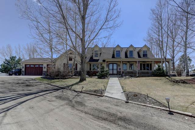 38383 County Road 13, Elizabeth, CO 80107 (#6238649) :: Realty ONE Group Five Star