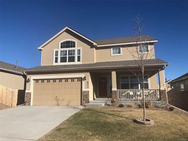 6535 Edmondstown Drive, Colorado Springs, CO 80923 (#6238659) :: RazrGroup
