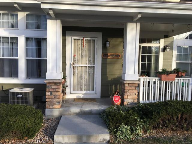 3000 E 112th Avenue #42, Northglenn, CO 80233 (MLS #6238744) :: 8z Real Estate