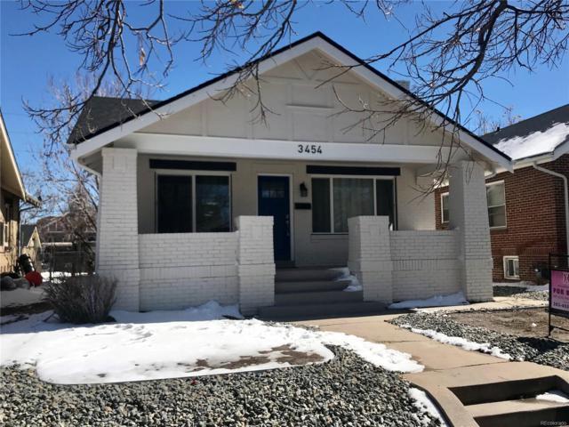 3454 N Vine Street, Denver, CO 80205 (#6239134) :: Bring Home Denver
