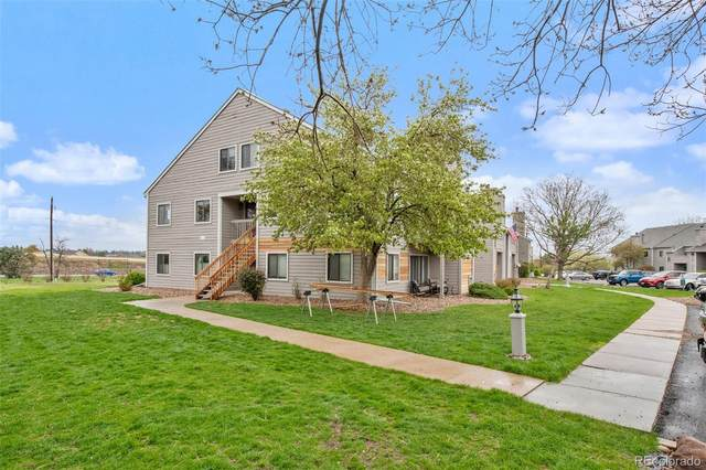 3600 S Pierce Street 3-202, Lakewood, CO 80235 (#6239373) :: Sultan Newman Group