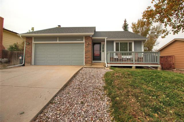 18947 E Utah Circle, Aurora, CO 80017 (#6239763) :: Bring Home Denver