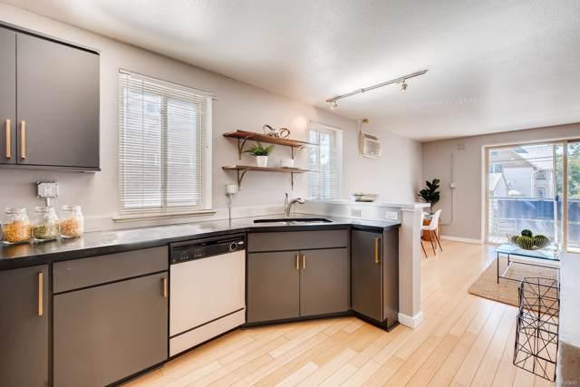 271 N Grant Street #204, Denver, CO 80203 (MLS #6239785) :: 8z Real Estate