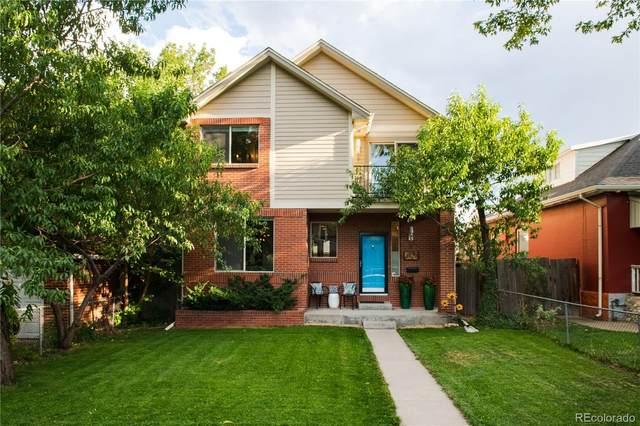 3422 W 33rd Avenue, Denver, CO 80211 (MLS #6240218) :: 8z Real Estate