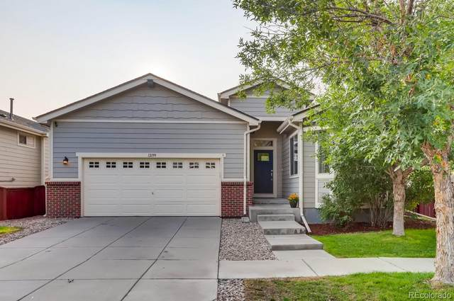 12199 E Village Circle, Brighton, CO 80603 (#6240527) :: The Brokerage Group