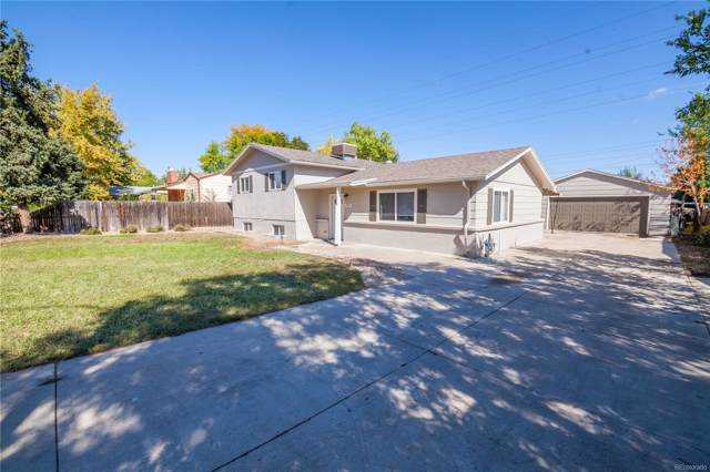 354 Gray Street, Lakewood, CO 80226 (#6240961) :: Compass Colorado Realty