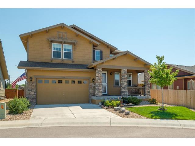 6731 Pinery Villa Place, Parker, CO 80134 (MLS #6241375) :: 8z Real Estate