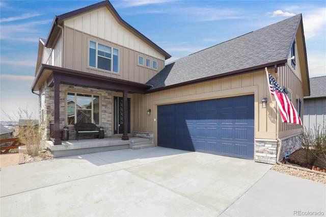 6955 S Buchanan Court, Aurora, CO 80016 (MLS #6241413) :: 8z Real Estate
