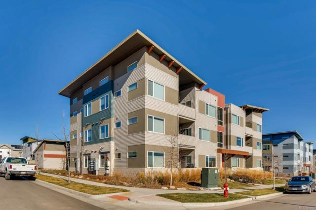 1505 Hecla Way #102, Louisville, CO 80027 (#6242375) :: The Griffith Home Team