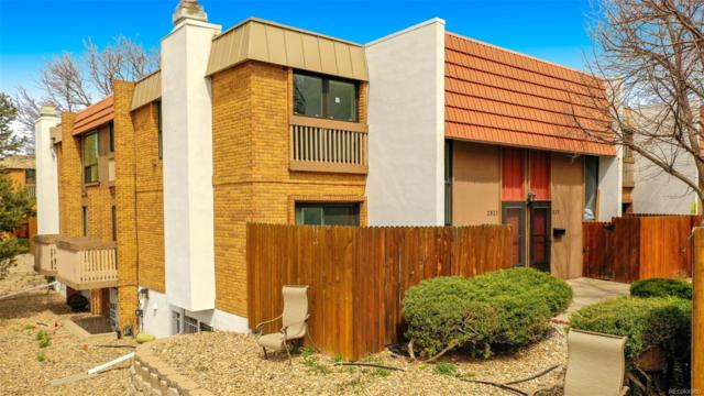 2833 S Locust Street, Denver, CO 80222 (#6242377) :: Wisdom Real Estate