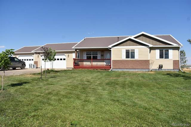 3560 County Road 55, Keenesburg, CO 80643 (#6242573) :: Chateaux Realty Group