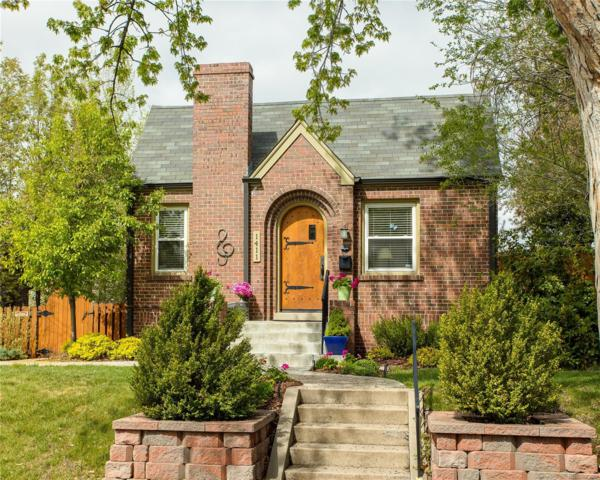 1411 S Marion Street, Denver, CO 80210 (#6242730) :: The Healey Group
